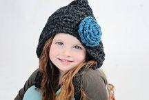 Crochet. Accesorios y ropa calentita.