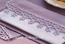 вязание аксессуаров для дома