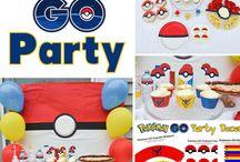 Parties - pokemon