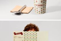 cafe and restaurant branding
