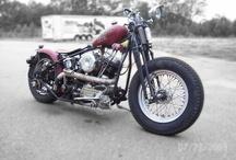 Harley Davidson / by Joe Chandler