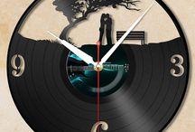 Vinyl Record LP Art