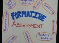 Assessment Tools / A variety of tools that will aid in my ability to use assessment as, of and for learning!