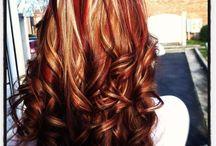hair colour &cut