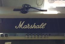 Guitars and Amplifiers  / Check out the rare Marshall Amp head