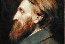 Artyści&Artystki - portrety / Artists portraits / Artyści namalowani przez innych artystów