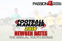 Football Manager 2016 / Discover great Football Manager guides and tutorials, get player recommendations of the best Football Manager wonderkids and emerging talents, plus read valuable tactical explanations and tactical analysis by www.Passion4FM.com