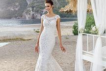 Wedded Bliss / #wedding #weddingdresses #weddinginspiration #weddedbliss #justengaged #bride