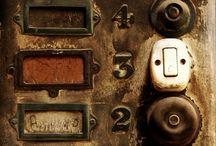 Sonnettes / Doorbell