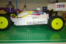 RC Buggy / Tamiya DB 02 Leonis