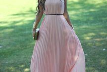 vestidos y faldas