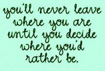 quotes / by Jessica Bradberry