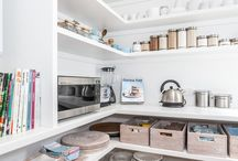 Laundry pantry combo ideas