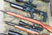 my air rifles