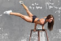Fitness / by Kristy Maniscalco- Woods