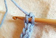 新しい かぎ針編み