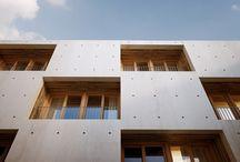 facade for housing