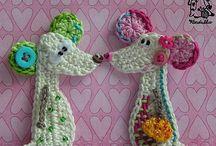 Crochet aplicaciones