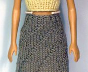 Barbie Kleider häkeln