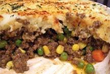 Recipes: Casseroles & Dishes