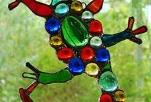 Biżuteria ogrodowa