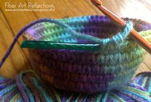 crochet coiled basket pattern