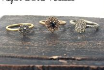 far out engagement rings! / engagement rings that we sell that are extraordinary and unique!