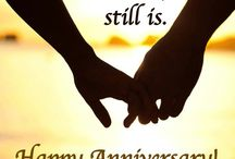 Anniversary Wishes / by Jean Smith