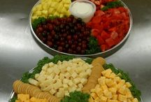 food ideas and party trays