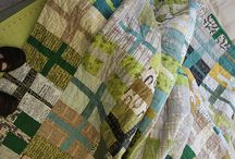 Plus + Plus + Plus Quilts / A board for MODERN Plus Quilts.  Very trendy.  Easy shapes.  BIG impact.  So many variations.