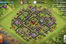 Clash of clans ui