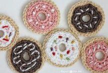 applique donut