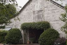 Garages & Barns / Garages and barns are a part of the home and should not be forgotten