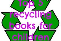 Recycling ideas / by Adele Crozier