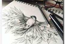 Back tattoo inspiration !