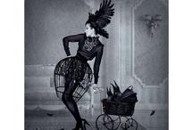 Mis fotos goticas favoritas / Sea ropa q deseo, poses y demas / by Jessica Lauriism Chávez