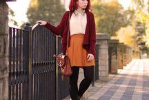 LOOKBOOK // autumn winter