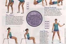 Exercises I SHOULD be doing