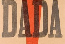 Dada Poster And Typography / Typography, Poster, Desing