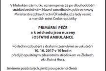 pohřeb české ambulantní péče