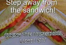 Homeschool Lunches