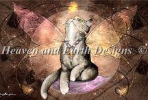 Tekenen/Schilderen Katten / by Jessica Roks