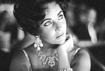 Elizabeth Taylor & Jewels / by Su-B