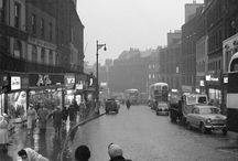 Leith / The street I lived on as. Child.