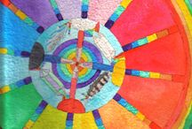 Sacred.Circles / Stay in the center of the circle and let all things take their course. ~Lao Tzu / by Tea Lady patinkc