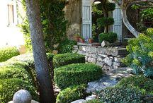 Nicole de Vesian / Gardens