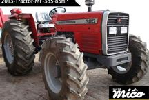 TRACTORS / Great Selection of New and Used Farm Tractors for Sale or Rent at Affordable Prices. Find High Quality Massey Ferguson Tractors For Sale And Farm Machinery For Sale.