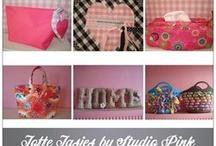 Studio Pink and www.toffetasjes.nl