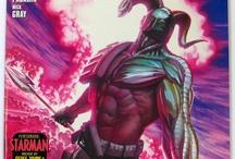 Justice Society / http://tinyurl.com/ebaymadandcracked / by Jean De La Garza