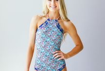 Swimmers || Called to Surf / Everything you need for the summer: One pieces, bikinis, tankinis, and coverups.